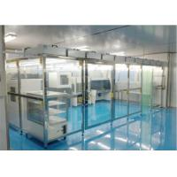 Buy cheap HEPA Filter 220V Class 100000 Softwall Clean Room product