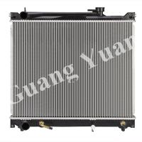Quality 17700 77E30 / 77E10 Aluminum Suzuki Car Radiator For Engine Cooling DPI 2506 2087 for sale