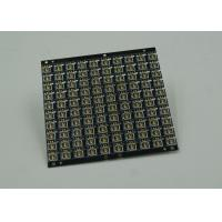 Buy cheap Black Soldermask 2 Layer FR4 PCB Board White Silkscreen ENIG PCB Fabrication product