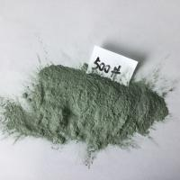 China Green silicon carbide powder suppliers on sale