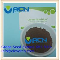 Buy cheap ACNS00199 Grape Seed Extract OPC 95% /Polyphenols 85%   A Clover Nutrition Inc grapeseed oil extract for skin product