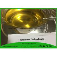 Buy cheap Boldenone Steroid Boldenone Undecylenate for Bodybuilding , CAS 13103-34-9 Bulking Steroids Equipoise product