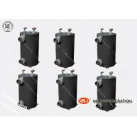 Buy cheap Hydraulic Dry Heat Exchanger Tube R410a Evaporator For Air Cooled Water Chiller product