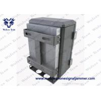 Buy cheap 80W High Power Cell Phone Jammer Metal Enclosure Housing 80% Humidity product