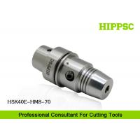 Buy cheap HSK40E Milling Machine Tool Holders 20CrNiMo With High Regidity product