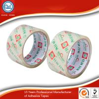 Buy cheap Pure Crystal Clear Tape Environment Protection High Adhesive 48mm X 30m 45mic product
