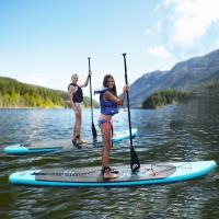 Quality CE Certificated Inflatable Paddle Board Sup , Customized Blow Up Surfboard for sale