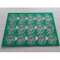Buy cheap 2 layers FR4 1.0mm 1oz  Immersion Gold printed circuit board PCB product