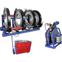Buy cheap 380V Hydraulic Big Tube Plastic Pipe Welding Equipment PE Pipeline Welding from wholesalers