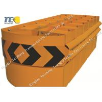 Buy cheap Highway Crash Cushion Attenuator Rustproof , Trinity Crash Attenuators product