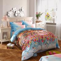 Buy cheap 100 Percentage Cotton Fabric Home Bedroom Bedding Sets Most Comfortable product