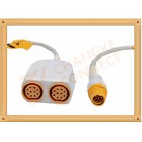 Buy cheap Siemens IBP Cable 8 Pin to 10 Pin for Invasive Blood Pressure product