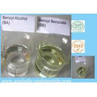 Buy cheap 100% Purity Organic Steroid Solvents BA Benzyl Alcohol CAS 100-51-6 BB EO GSO product