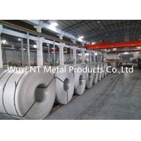 China Standard Hot Rolled Stainless Steel Coils 201 301 304 304L 316L AISI JIS wholesale