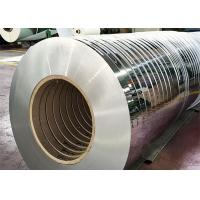 Buy cheap 316L Cold Rolled Stainless Steel Strip / Slitting Coil Finish Type Optional product
