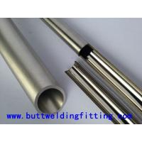 China Super Duplex Seamless / Welded Austentic Stainless Steel Pipes on sale