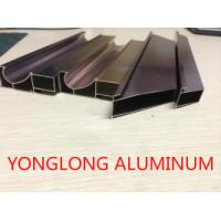 Buy cheap T4 Aluminium Profiles For Windows And Doors Strong Corrosion Resistance product