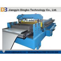 Buy cheap Wall Panel Roll Forming Machine With 10 - 15m/min Forming Speed from wholesalers