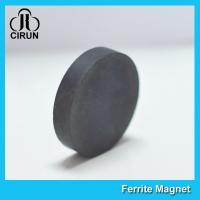 Buy cheap Circular Ceramic Magnets For Art And Craft Projects / Refrigerator / Whiteboard product
