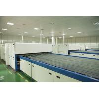 Buy cheap PV Modules Laminated Machine With Coated Glass EVA Solar Cell Back Sheet, PV Module Making Production Line product