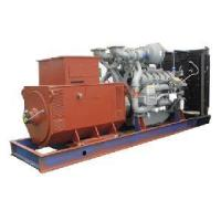 Quality High Voltage Diesel Generator Set 1000kw for sale