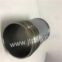 Buy cheap 248MM Total Length Engine Cylinder Liner , Engine Cylinder Sleeves For Hino Auto Parts product