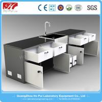 Buy cheap Commercial Movable Lab Benches , Convenient Chemistry Laboratory Furniture product