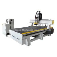 China Changing 4 Pcs Tools Linear ATC CNC Router with SYNTEC System on sale