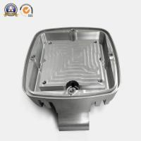 Buy cheap Short Run / Prototype Machined Parts , ADC12 Aluminum Alloy Parts R-L 0119 product