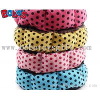 Buy cheap High Quanlity Pet Products Polka Dot Pattern Pet Bed for dog cat product