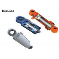 Buy cheap High Pressure 50 Ton Heavy Duty Hydraulic Cylinder for Industrial Machinery product