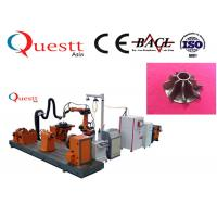 Buy cheap 4KW Fiber Transmit Laser Cladding Equipment from wholesalers