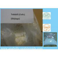 Quality CAS 171596-29-5 Male Sex Hormone oral Cialis / Tadalafil Citrate for ED treatment for sale
