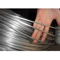 High Tensile Steel Oval Hot Dipped Galvanized Wire For