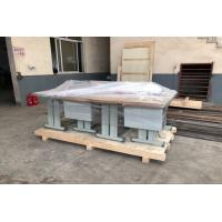 China Ear Loop Disposable Mask Machine , Manual Welded Face Mask Making Machine on sale