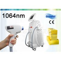 Buy cheap Yag Professional Laser Hair Removal Machine For Dark Skin , Stationary Machine Type from wholesalers