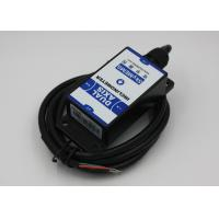 Quality Compact Electronic Tilt Switch Sensor RS232 Output For Dumper Inclination Measurement for sale