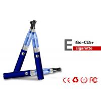 Custom 1.6ml CE5 Electronic Cigarette Clearomizer For Lady , 14mm EGO E Cig