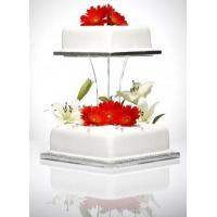 Buy cheap Beautiful Shape Acrylic Cake Stand Acrylic Displays product