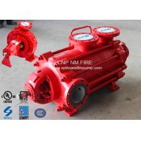 Buy cheap High Performance Fire Fighting Pump System With Electric Motor Driven 400GPM@9 Bar product