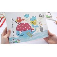Buy cheap Children popular Painting book Scrapbook any size any printing product