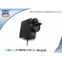 Buy cheap 6W Australia Type 12v Power Adapter 500ma , RCM VI Switching Power Adapter product