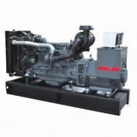 China Generator Set with Sound-proof Feature and Low-fuel Consumption on sale