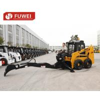 Buy cheap Ws75 Skid Steer Loader with Perkins Engine with Optional Attachments, bobcat, CE, wheel loader,forklift product