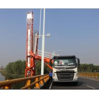 Buy cheap Volvo Euro VI 450HP Under Bridge Inspection Truck , Bridge Inspection Equipment product