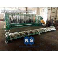 Buy cheap Double Rack Drive Gabion Wire Mesh Machine Water Conservancy Wire Mesh from wholesalers