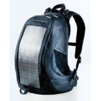 China Solar backpack for laptops on sale
