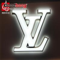 Buy cheap sign letters outdoor led logo sign outdoor advertising logo product