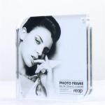 Buy cheap Customized acrylic photo frame/plexiglass acrylic photo frame wholesale product