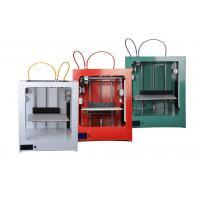Buy cheap Big Build Volume Digital Desktop Dual Extruder 3D Printer Equipment for DIY product
